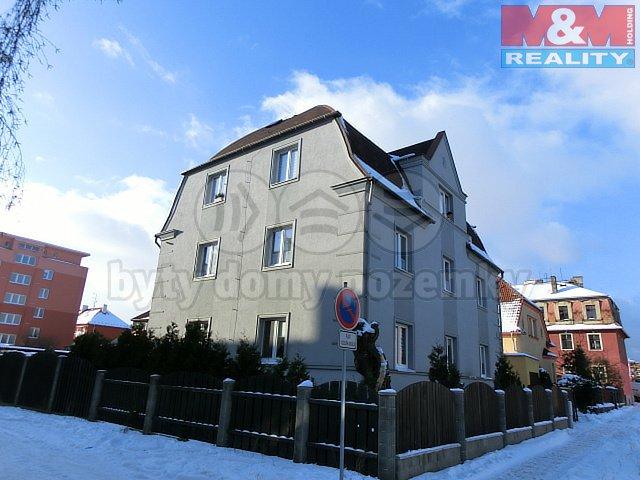 Prodej, byt 3+1, 105 m2, Chomutov, ul. Bělohorská