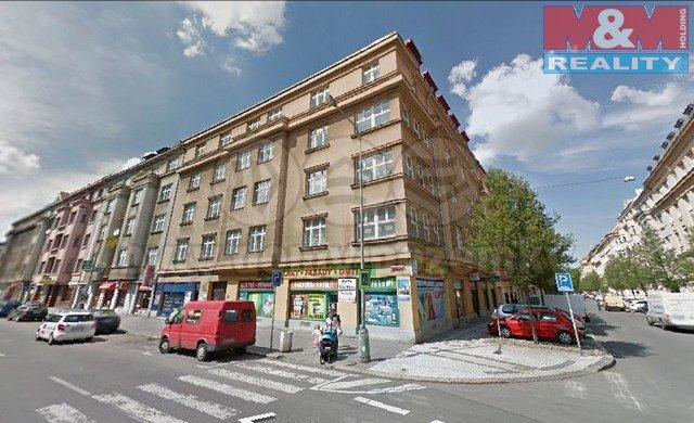 Pronájem, byt 4+1, 147 m2, Praha 6 - Bubeneč