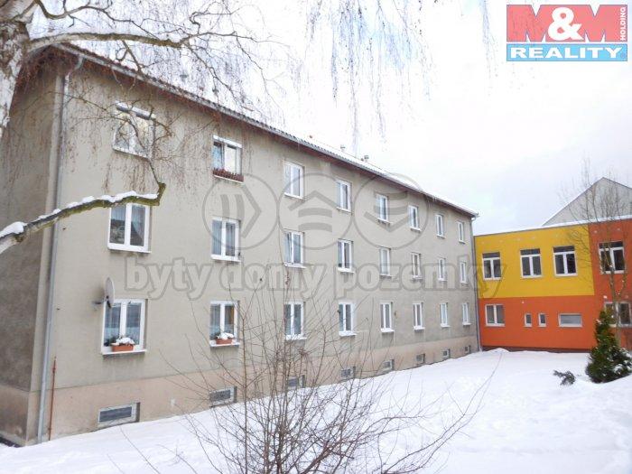 Prodej, byt 1+1, 34 m2, OV, Karlovy Vary, ul. Závodu míru
