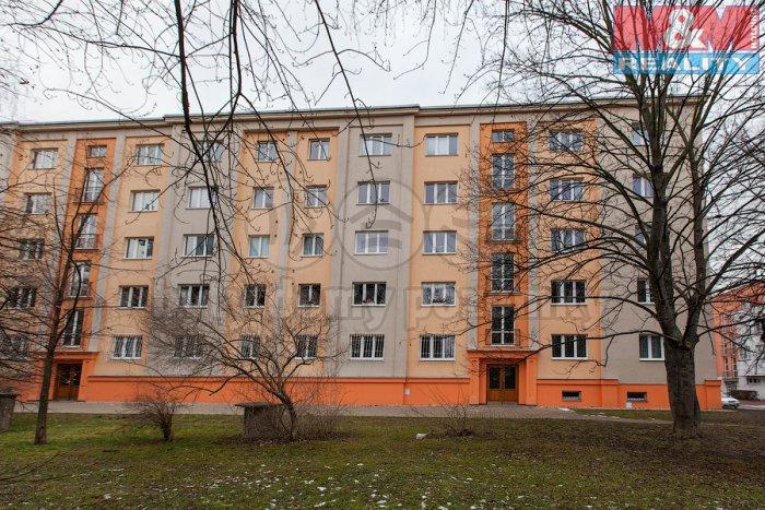 Prodej, byt 2+1, 64 m2, Praha 10 - Strašnice