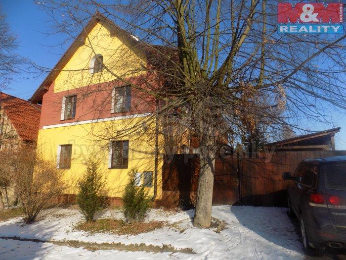 Prodej, rodinný dům 8+1, Struhy