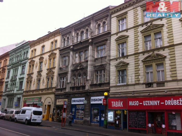 Pronájem, komerční prostor, 40 m2, Praha 3 - Žižkov