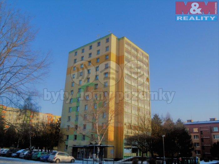 Prodej, byt 1+1, 45 m2, OV, Bílina, ul. Za Chlumem