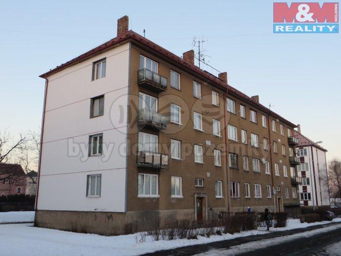Prodej, byt 3+1, 61 m2, OV, Jirkov, ul. Osvobození