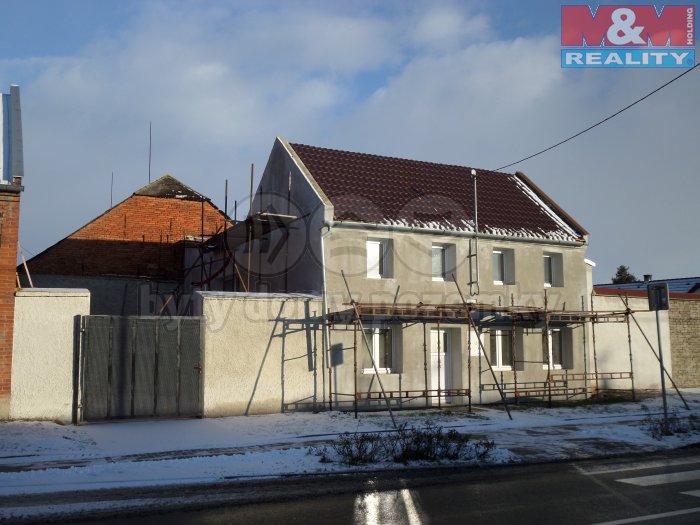 Prodej, rodinný dům, 184 m2, Senice na Hané