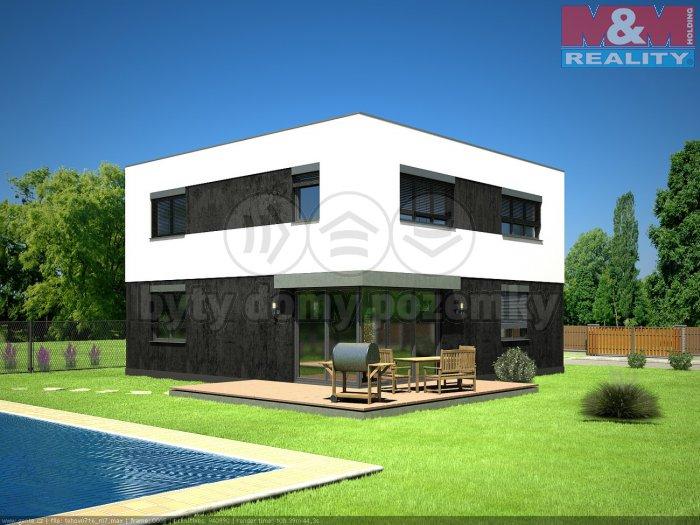 Prodej, nízkoenergetický rodinný dům, 187 m2, Tehov u Říčan