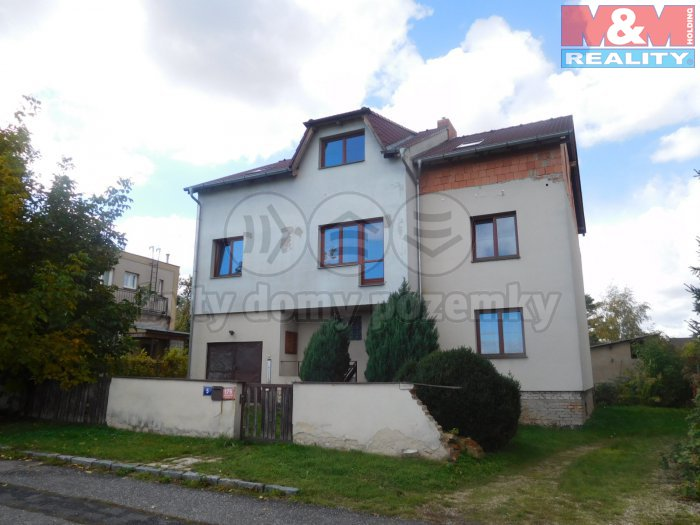 Prodej, rodinný dům, Praha 9, ul. Hamplova