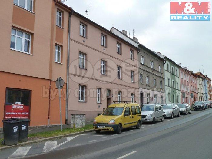 Prodej, byt 2+1, 53 m2, Cheb, ul. Čapkova