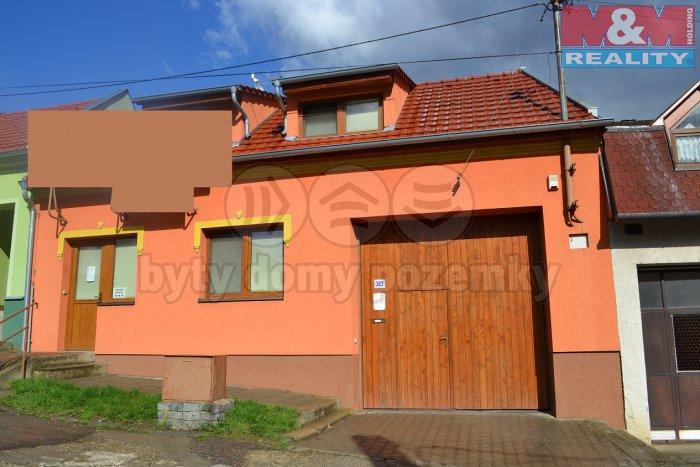 Prodej, rodinný dům, Uherský Brod, ul. Pod Dvorkem