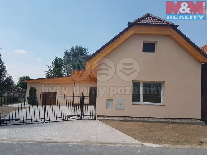 Prodej, rodinný dům, 3+kk 190 m2, OV, Nymburk - Zbožíčko