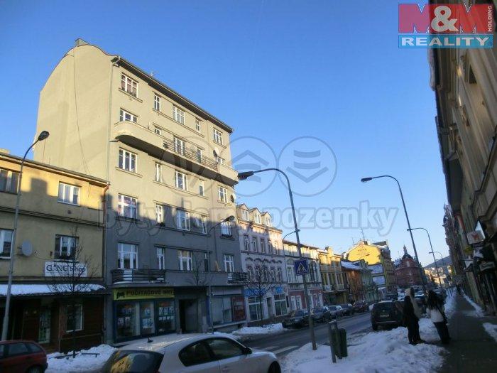 Prodej, byt 2+1, balkón, 49 m2, Karlovy Vary, Sokolovská ul.