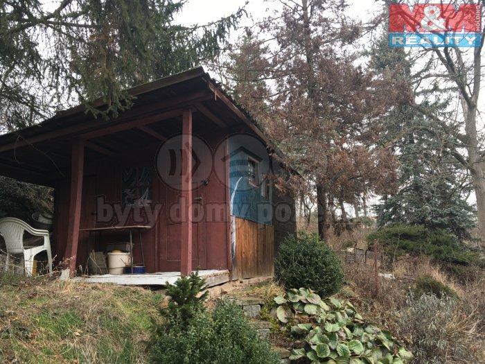 Prodej, zahrada, 341 m2, Praha 5 - Slivenec, K Homolce