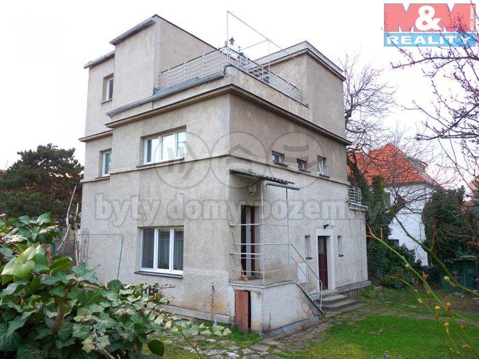 Pronájem, rodinný dům 3+1, 82 m2, Praha 4 - Záběhlice