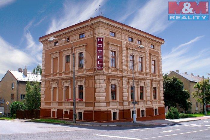 Prodej, hotel s restaurací, Chomutov