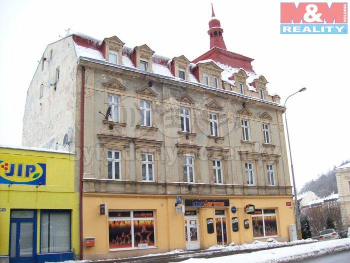 Prodej, byt 4+1, OV, 100 m2, Karlovy Vary, ul. Na Vyhlídce