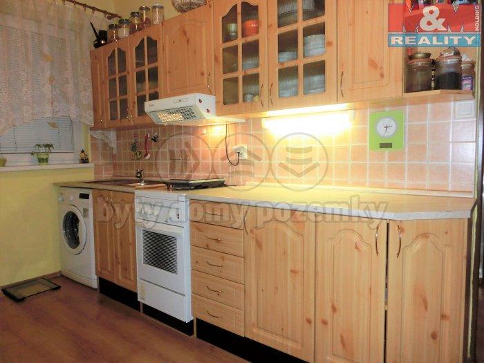 Prodej, byt 1+1, 32 m2, Karlovy Vary, ul. Jabloňová