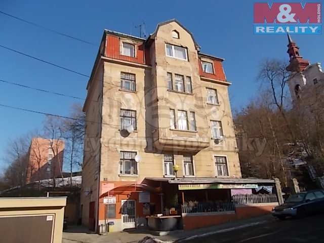 Pronájem, byt 1+1, OV, 44 m2, Ústí nad Labem, ul. Žukovova