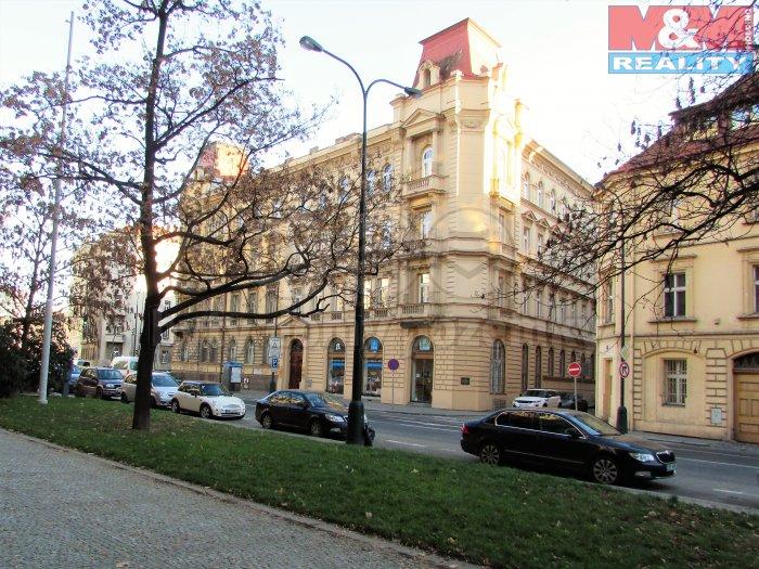 Pronájem, kancelářské prostory, 228 m2, Praha 1 - Nové Město