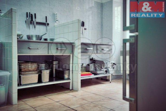Pronájem, výrobna potravin, 74 m2, Praha 2 - Vinohrady