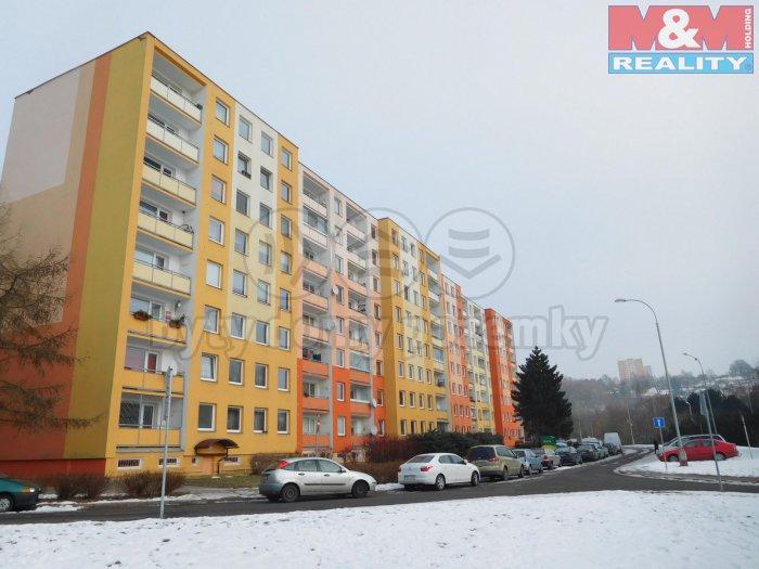Pronájem, byt 2+kk, 48 m2, Ústí nad Labem, ul. Keplerova