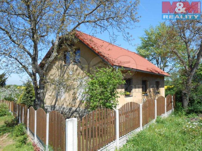 Prodej, rodinný dům 3+1, 90 m2, Tlesky