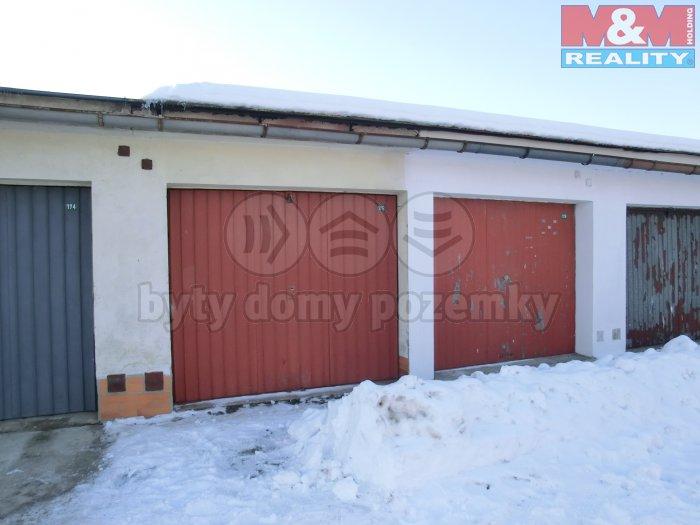 Prodej, garáž, 17 m2, Dvůr Králové nad Labem