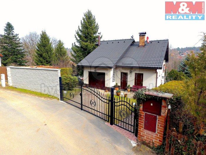 Prodej, rodinný dům 5+1, 852 m2, Mnichovice