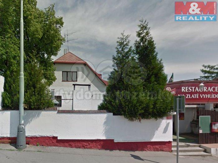 Prodej, restaurace a rodinný dům, Praha 8 - Kobylisy