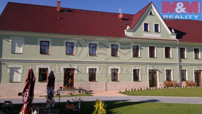 Prodej, penzion, OV, 2167 m2, Chudoslavice