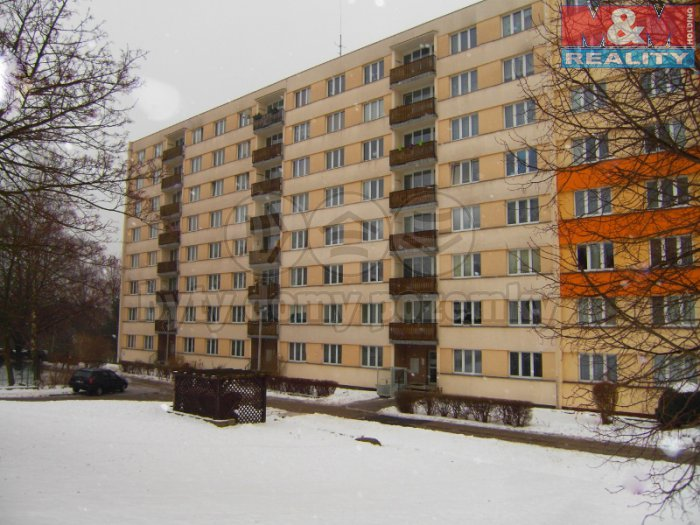 Prodej, byt 2+1, 49 m2, OV, Ústí nad Labem - Severní Terasa