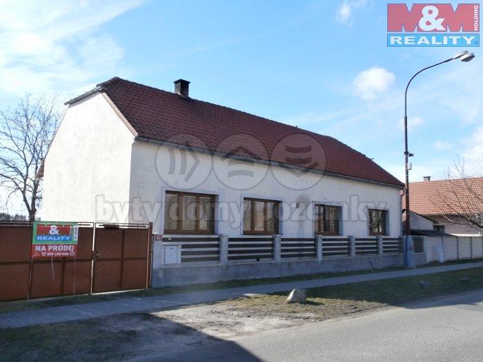 Prodej, rodinný dům 4+kk, Hořátev