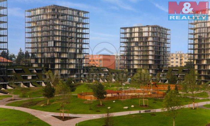 Prodej, byt 1+kk , 43 m2, OV, Praha 3 - Central Park