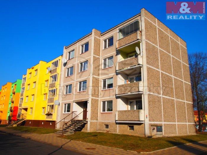 Prodej, byt 4+1, 87 m2, OV, Podbořany, ul. Palackého
