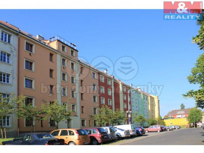Prodej, byt 3+1, 83 m2, OV, Ústí nad Labem, ul. Ostrčilova