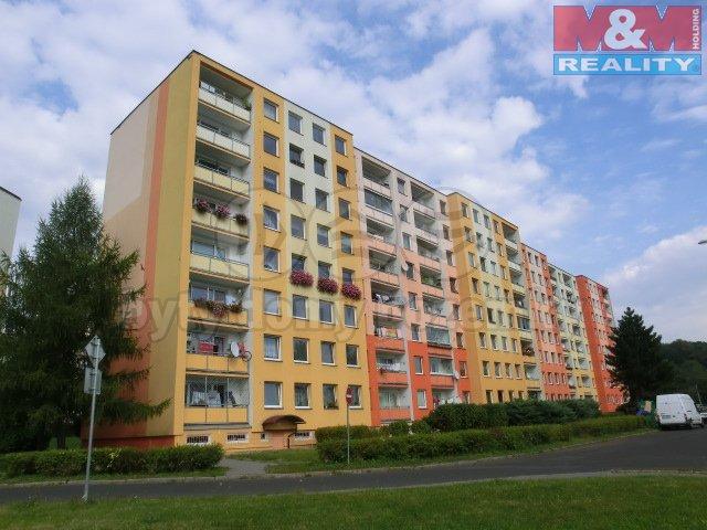 Prodej, byt 2+kk, 48 m2, DV, Ústí nad Labem, ul. Keplerova