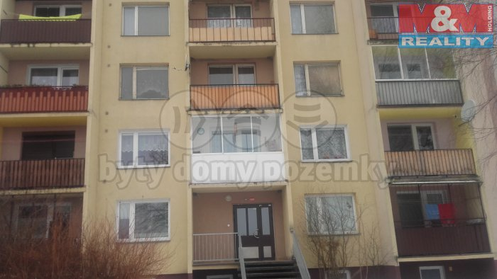 Prodej, byt 2+1, 56 m2, Uničov