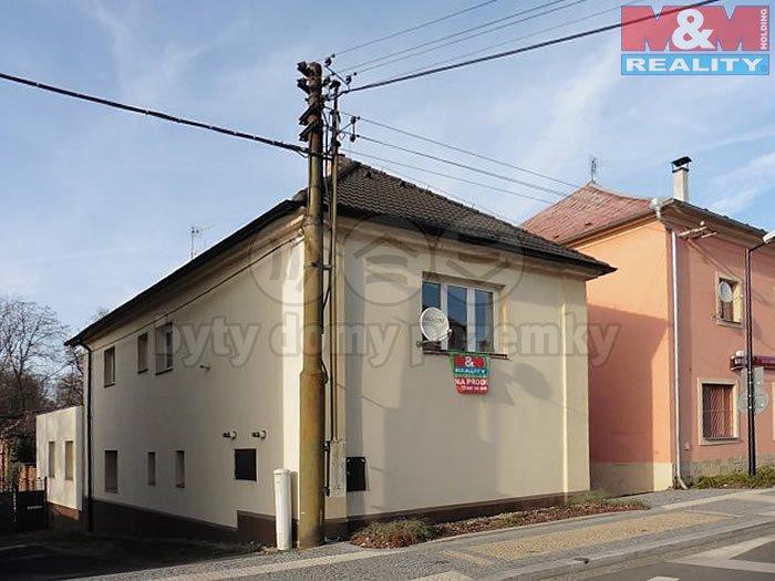 Prodej, rodinný dům, 304 m2, Veltrusy