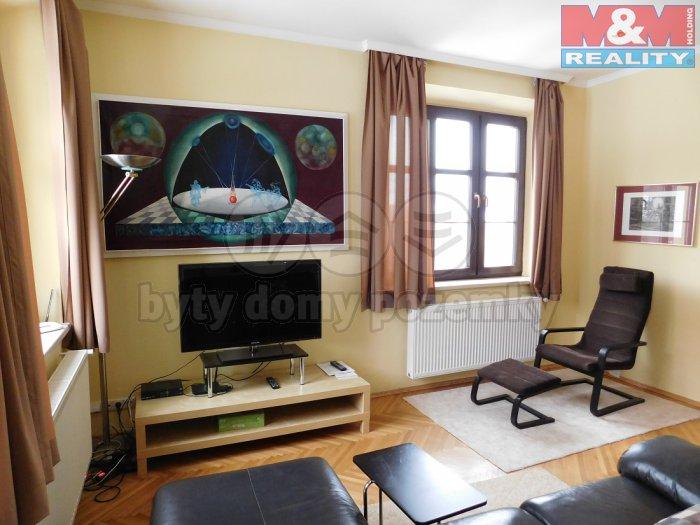 Pronájem, kancelářské prostory, 80 m2, Praha 4 - Nusle