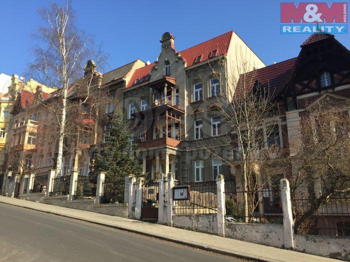 Pronájem, byt 2+1, 80 m2, Ústí nad Labem, ul. Dvořákova