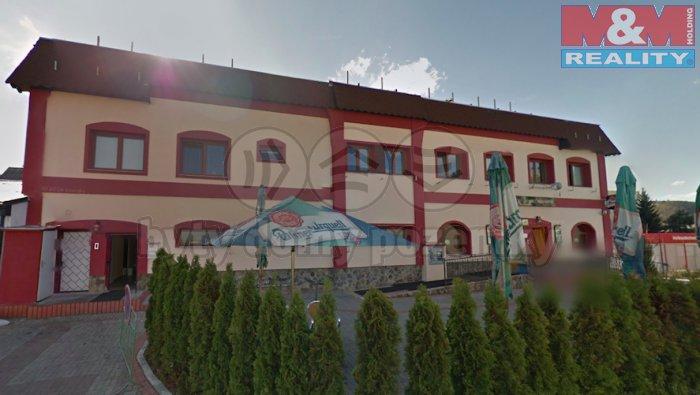 Prodej, obchodní objekt, 922 m2, Praha 4 - Modřany