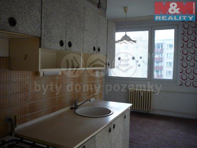 Pronájem, byt 2+1, 63 m2, Ústí nad Labem, ul. J. Plachty