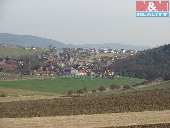 Prodej, stavební pozemek, Zdice - Černín