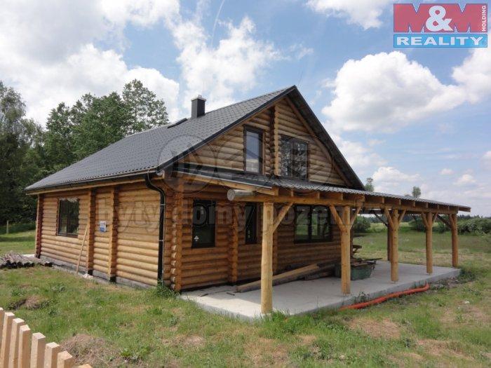 Prodej, chalupa 4+1, 15 367 m2, Dlouhá Lomnice u Bochova