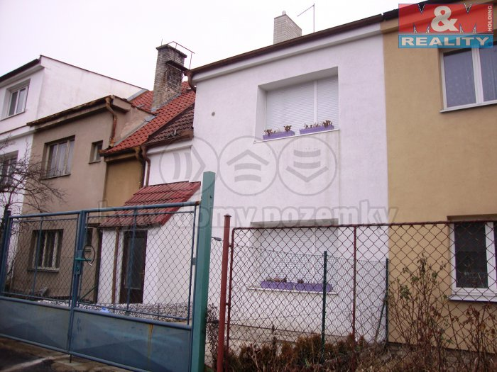 Prodej, rodinný dům, 126 m2, OV, Praha 10 - Záběhlice