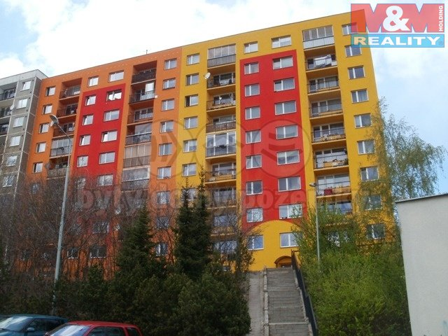 Prodej, byt 3+1, 78 m2, OV, Ústí nad Labem, ul. Brandtova