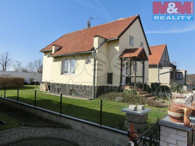 Prodej, rodinný dům, 270 m2, Dobříň, ul. Zahradní