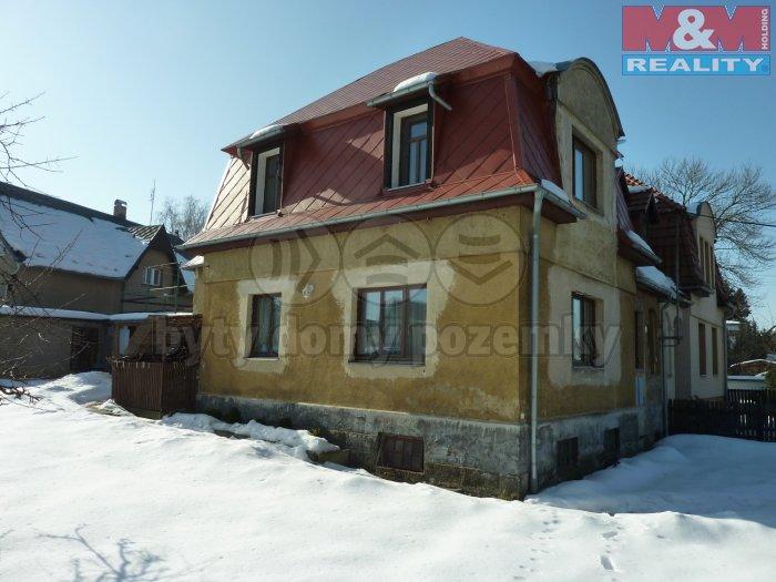 Prodej, rodinný dům 3+1, 486 m2, Šluknov, Císařský
