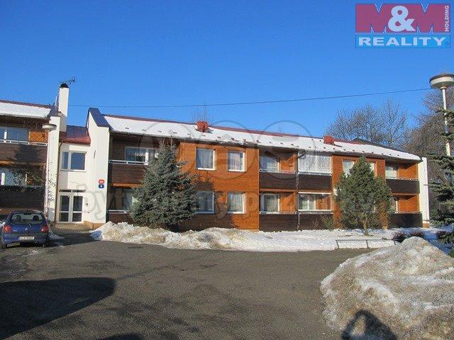 Prodej, byt 1+kk, lodže, 38 m2, OV, Liberec - Dolní Hanychov