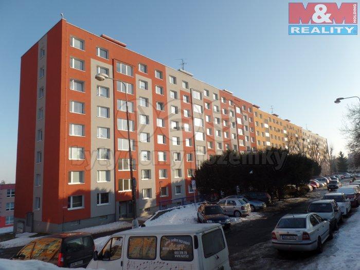 Pronájem, byt 1+1, 38 m2, Jirkov, ul. Krušnohorská