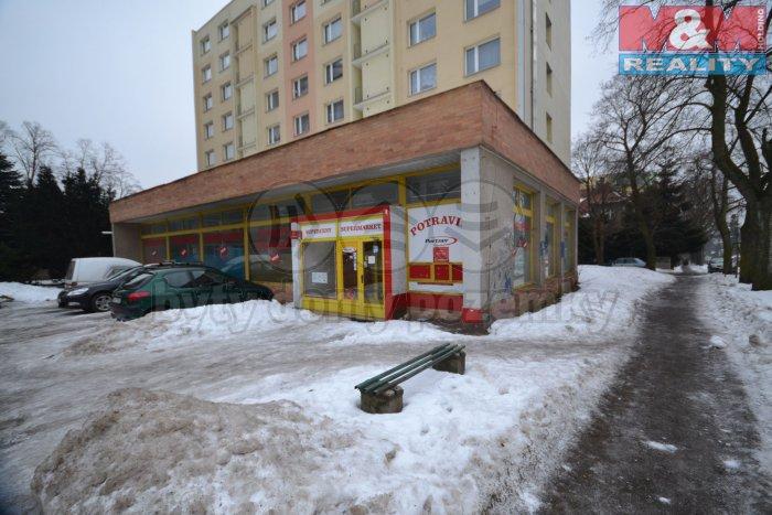 Prodej, obchodní prostory, 564 m2, Liberec, Ruprechtická